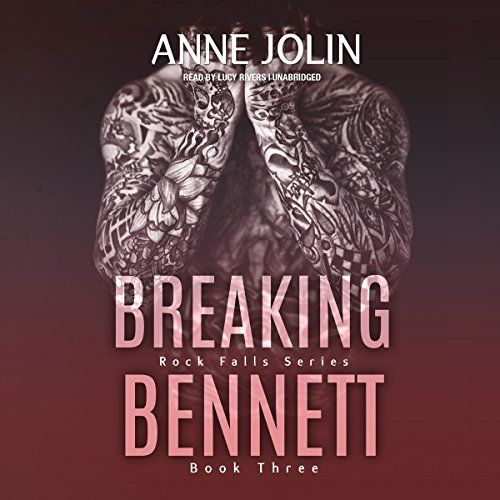 Breaking Bennett audiobook cover art