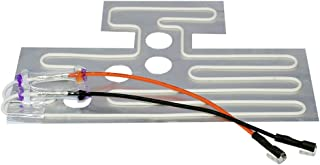5303918301 Refrigerator Garage Heater Kit Replacement Part for Frigidaire Kenmore Refrigerators Replaces 5303918301,AP3722172 PS900213 AH900213