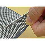 超薄型 両面 ユニバーサル基板(白)  t=0.4mm 230×320mm 金フラッシュ