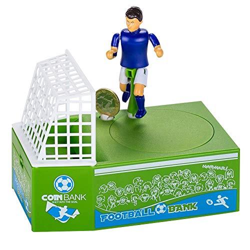 Yippel - Hucha de balón de fútbol, diseño de Cerdito: Amazon.es: Hogar