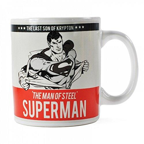 DC Comics - Superman - keramische mok - Man of Steel - geschenkdoos