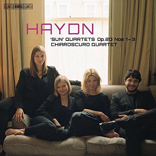 Sun' Quartets Op.20 Nos. 1-3/Chiaroscuro Quartet
