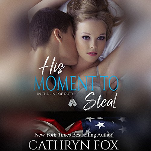 His Moment to Steal audiobook cover art