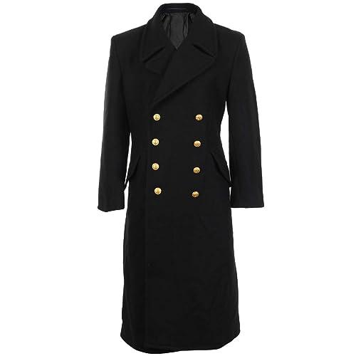 270d790a Women's Military Coat: Amazon.co.uk