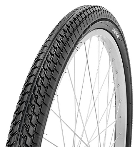 Goodyear 91060 Cruiser Bike Folding Bead Tire, 26″ x 2.2125″