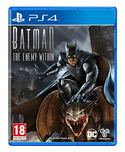 Batman: Telltale Series: The Enemy Within (Sony PS4)