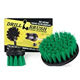 Drill Brush - Brush for Drill - Cleaning Brush for Drill - Drill Brush Set - Drill Brush Power Scrubber - Drill Scrub Attachment - Tile - Grout Brush - Kitchen Accessories - Stove - Pots and Pans