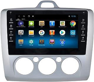 Android 10 autoradio gps-navigatie met 9 inch touchscreen voor Ford Focus Exi MT 2 3 Mk2 / Mk3 2004-2011, ondersteuning US...