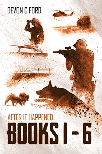 After it Happened Boxset: 1-6 Omnibus Edition (English Edition)