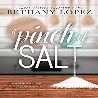 A Pinch of Salt audiobook cover art
