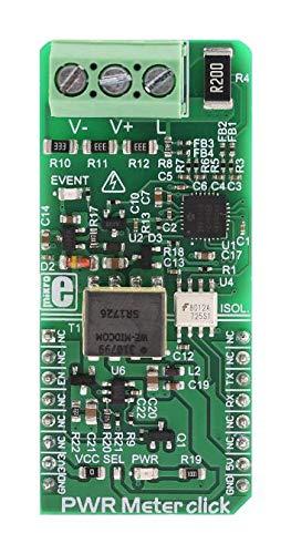 Best Bargain MIKROE-3169 - PWR METER CLICK BOARD (MIKROE-3169)