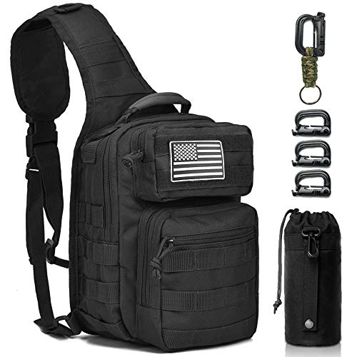 Monoki Tactical Sling Backpack