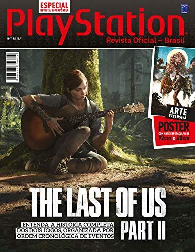 Superpôster PlayStation - The Last Of Us Part II Arte Exclusiva
