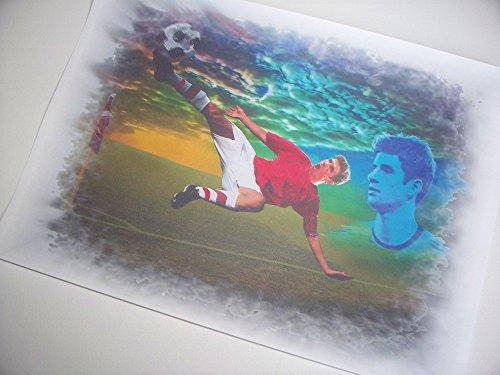 THOMAS MÜLLER affengeiler Kunstdruck -direkt vom Künstler 30cm x 42cm