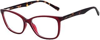 c01a89671111f Atitude At 4102 - Óculos De Grau T01 Vermelho Translúcido E