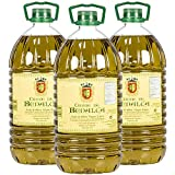 Aceite de Oliva Virgen Extra Conde de Benalúa Gourmet - Pack 3 Garrafas 5 Litros [Picual] [Origen...