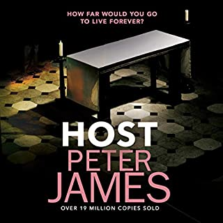 Host audiobook cover art