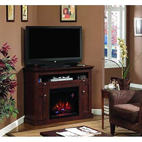 Windsor Corner Infrared Electric Fireplace...