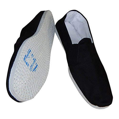 Qi Gong Tai Chi Schuhe Slipper Schwarz | TS (45)