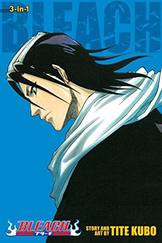 Bleach (3-in-1 Edition) Volume 3-