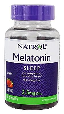 Natrol Melatonin Gummy