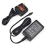 AC-L200 AC Power Adapter Charger for Sony Handycam Camcorder DCR-SR68 SR42 SR45 SR46 SR47 SX40 SX41 DCR-SX44 SX45 SX63 SX65 SX83 SX85 HDR-CX230 CX220 CX190 CX160 CX155 CX150 CX130 CX100 CX110 CX115