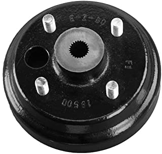 E-Z-GO 19186G1P Brake Drum/Hub Assembly (Electric)