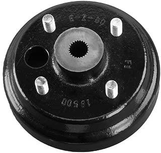 E-Z-GO 19186G1P Brake Drum/Hub Assembly (Electric)