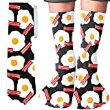 matching necktie tie and socks sets 2 pcs for men fashion same pattern knots guide included