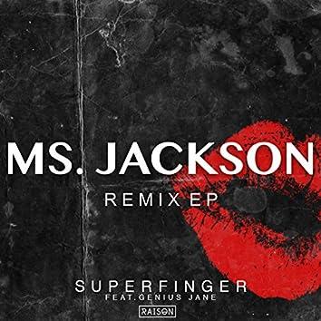 Ms Jackson Remix EP