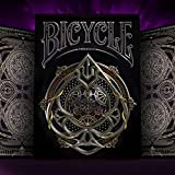 Bicycle Black Magic Playing Cards 2 x Limited Edition Deck | Included 1 Protective Clear case