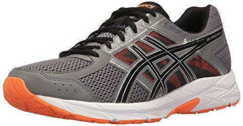 Asics Gel-Contend 4 - Zapatillas para Hombre, Color Gris, Talla 39 EU