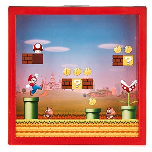 Paladone Tirelire Originale - Super Mario Bros 18 cm - sous Licence Officielle, PP6351NN