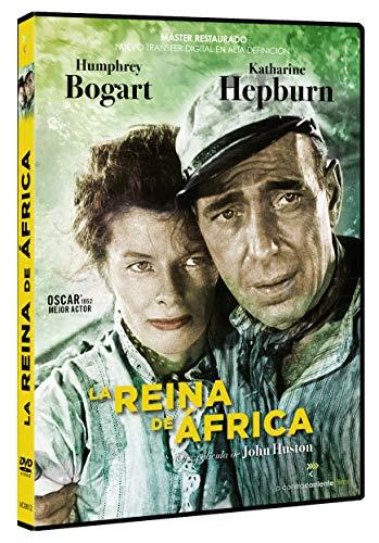 La Reina De Africa [DVD]