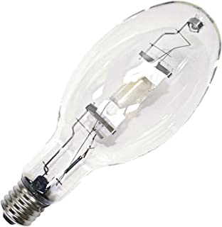 Current, powered by GE MVR400/U Traditional High Intensity Discharge Quartz Metal Halide Light Bulb, ED37, Blue