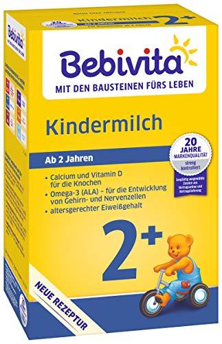 Bebivita kindermelk 2+, vanaf 2 jaar, 500 g