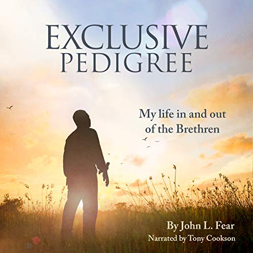 Exclusive Pedigree: My Life in and out of the Brethren audiobook cover art