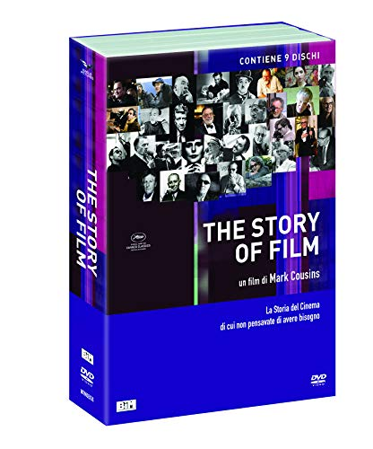 The Story Of Film + The Story Of Children (Box 9 Dv)