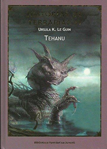 Tehanu. Historias de Terramar IV