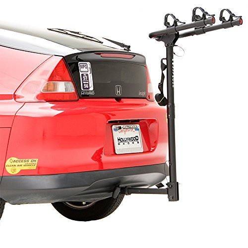 Hollywood Racks Commuter 2-Bike Hitch Mount Rack (1.25 and 2-Inch Receiver)