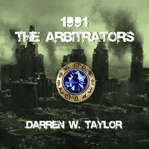 1991 The Arbitrators audiobook cover art
