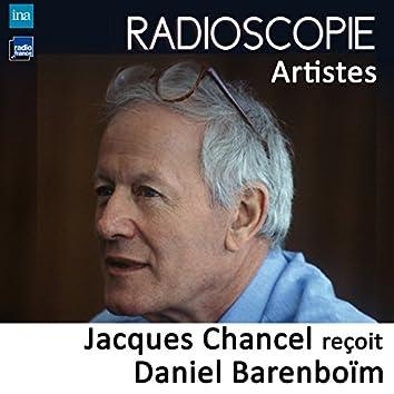Radioscopie (Artistes): Jacques Chancel reçoit Daniel Barenboïm