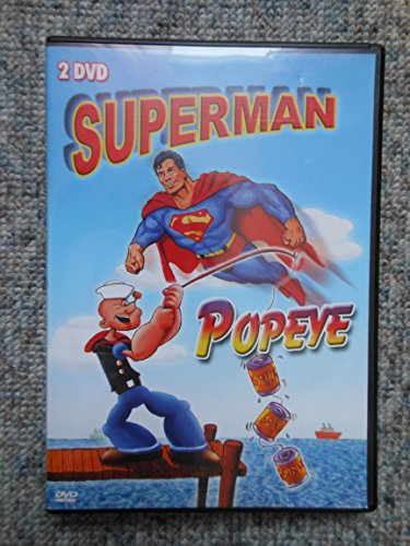 Superman / Popeye (2 DVDs)