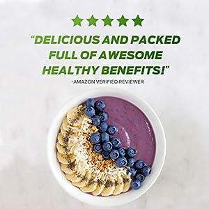 Vega Essentials Protein Powder, Plant Based Protein Powder Plus Vitamins, Chocolate 17-18 Servings, 21.6 Ounce