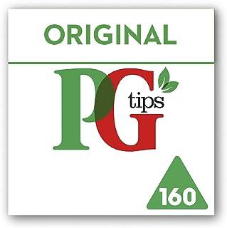 PG Tips Zwarte Thee 160pcs pyramidezakjes 460.00 g