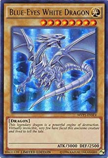Blue-Eyes White Dragon - MVP1-ENSE4 - Ultra Rare - Limited Edition