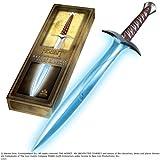 Noble Collection nn1299–El Señor de los Anillos pungolo Hoja Luminosa