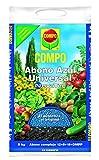 Compo Abono Azul Universal 5 Kg [Ideal para Todo Tipo de Tierras, Granulado, Máxima Calidad Garantizada, Tecnología Novatec], 41 X 21 X 5.5 Cm