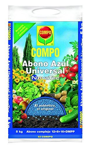 Compo Abono Azul Universal NovaTec 5 kg