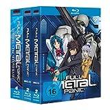 Full Metal Panic! - Gesamtausgabe - Bundle - Vol.1-2 + OVA - [Blu-ray]